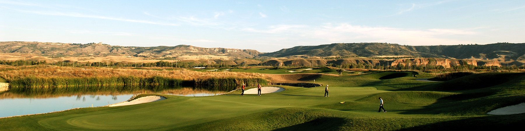The Sercotel Encín Golf Hotel stands out for its golf ...